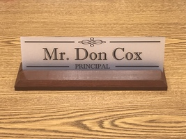 Welcome Back From Mr. Cox