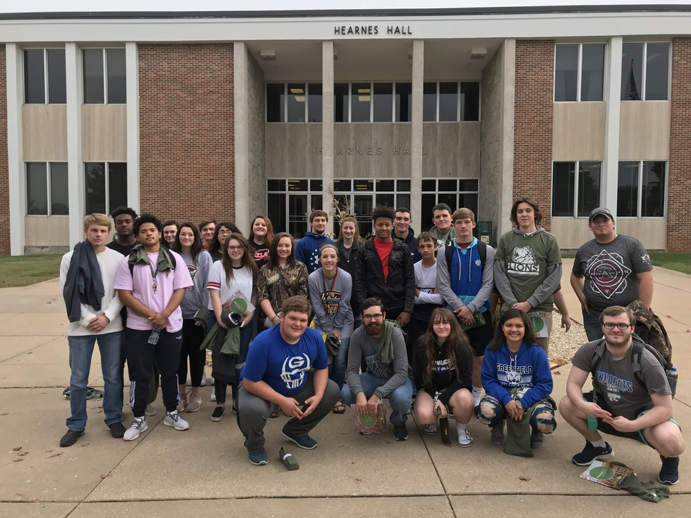 Students Visit MSSU Campus