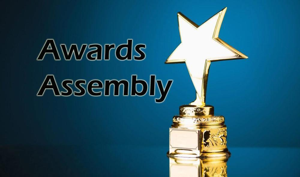 Second Quarter Awards Assembly