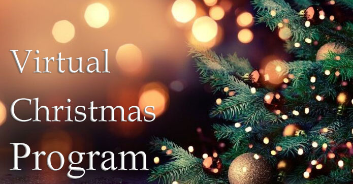 Virtual Christmas Programs