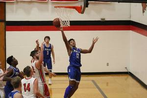 Greenfield Basketball Prepares for Busy Month