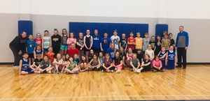 Varsity Basketball Programs Host Wildcat Youth Camp
