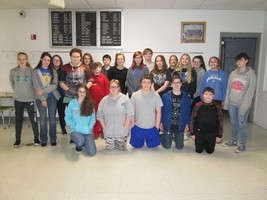 Greenfield Junior High Shows Well at LAD Fair