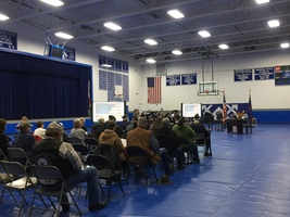 Greenfield R-IV Hosts Veterans Day Assembly