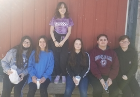 Greenfield FBLA Participates in District Competition