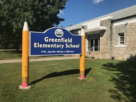 Greenfield Elementary Welcomes New Fourth Grade Teacher