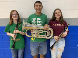 Students Selected for Southwest Baptist University's Honor Band