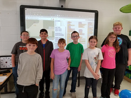 Coding Club Greenfield Elementary
