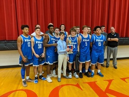 Greenfield Boys Take Home Stockton Consolation Title