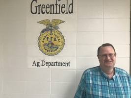 Greenfield Welcomes Mr. Fizette