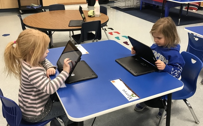 New Technology in Pre-School