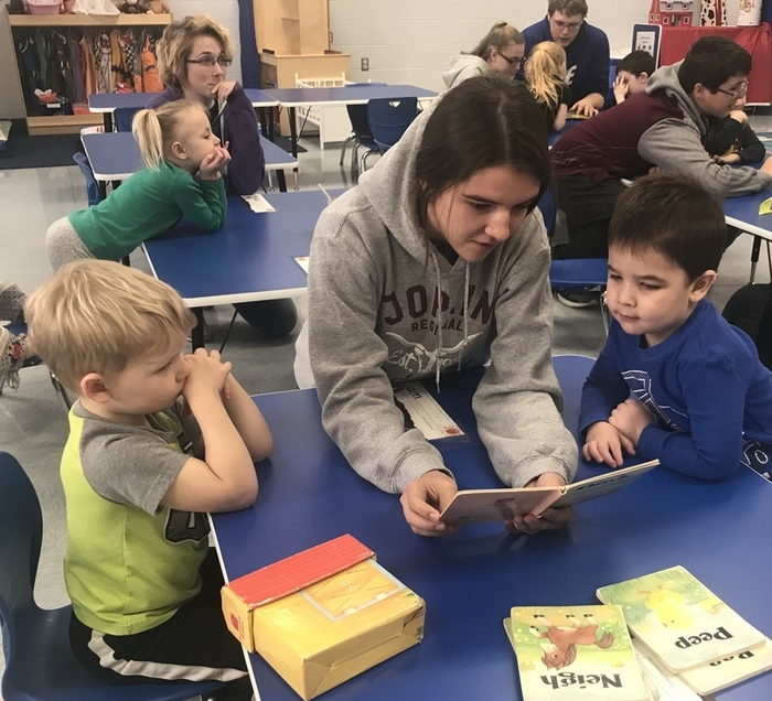 Child Development Comes to Pre-School