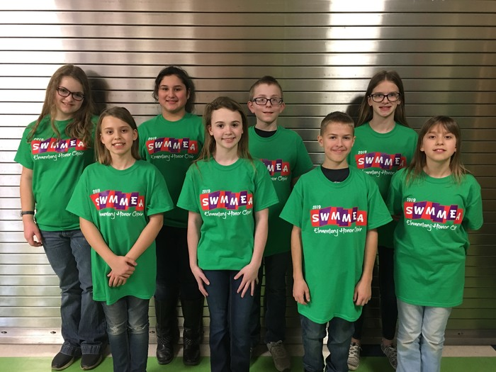 Greenfield Elementary Honor Choir