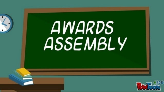 3rd Quarter Awards Assembly