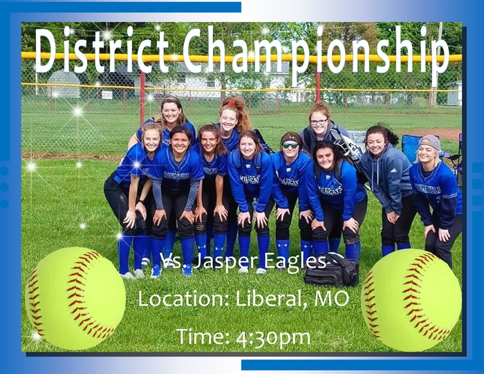 Softball Districts 2019