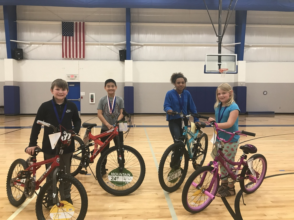 Bicycle Winners
