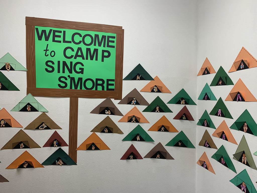 Camp Sing S'more