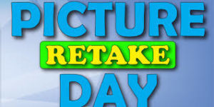 Retakes are Wednesday October 23rd