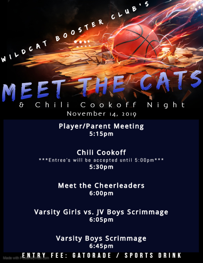 Meet the Cats 2019