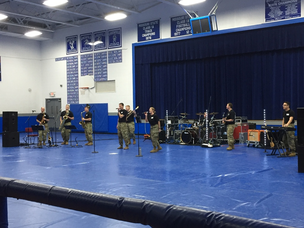 The 135th Army Band