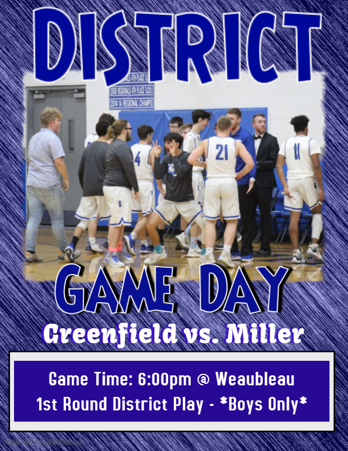 District Game Day